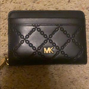 MICHAEL Michael Kors zip around card case